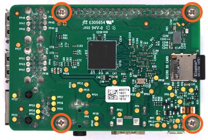 Подключение модуля SupTronics X4000 к Raspberry Pi. Шаг 1