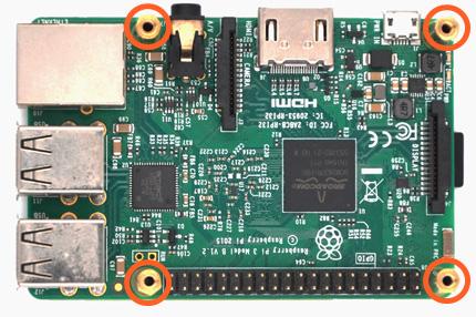 Подключение модуля SupTronics X6000 к Raspberry Pi. Шаг 2