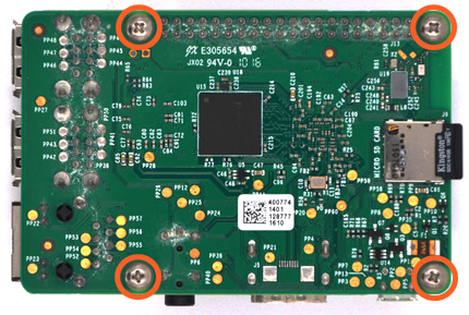 Подключение модуля SupTronics X6000 к Raspberry Pi. Шаг 1