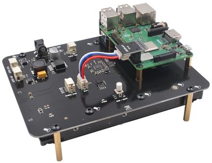 Инструкция по сборке SupTronics X830 V2.0. Шаг 4
