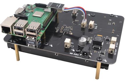 Инструкция по сборке SupTronics X830 V2.0. Шаг 5