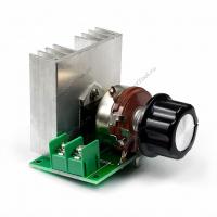 Симисторный регулятор мощности 3000 Вт
