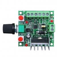 Генератор сигналов ШИМ/ИМПУЛЬС для ручного управления шаговым мотором