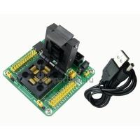Переходник для программирования  STM32 LQFP64
