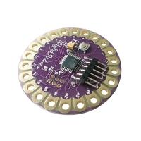 LilyPad модуль                                     С контроллером 328 ATmega328P