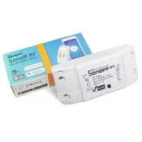 Умный WiFi выключатель с ПДУ                       Sonoff RF
