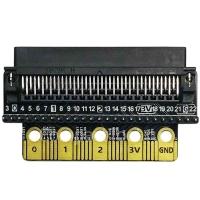 BBC Micro:bit адаптер EDGE/GPIO для периферии, каскадный