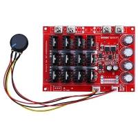 ШИМ контроллер двигателя 12V/24V/48V 60A 3KW