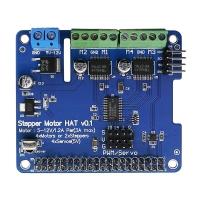 Driver TB6612 HAT для Raspberry Pi