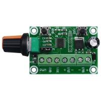 Регулятор оборотов N76E003AT20 трёхфазного мотора ШИМ 6-30В 2А