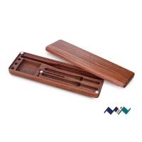 Деревянный чехол Logend C101 для паяльника TS100