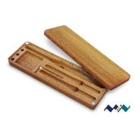 Деревянный чехол  Logend LC102 для паяльника TS100