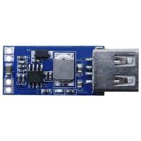 DC-DC преобразователь на MP1584EN понижающий миниатюрный с USB-портом 6-26/5В 3А