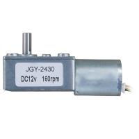 Мотор с редуктором и энкодером JGY-2430 12В 1:37.3 160 об/мин