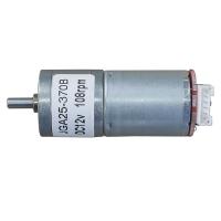 Мотор с редуктором и энкодером JGA25-370B 12В соотношение 1:78 108 об/мин
