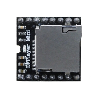 Миниатюрный стерео аудио MP3-плеер DFPlayer Mini DFRobot