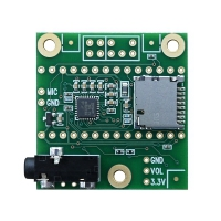 Звуковая плата Teensy Audio Shield Board модель B