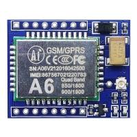 GSM/GPRS модуль c СИМ-картой и антенной SIM800L