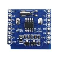 WeMos D1 Mini Часы реального времени RTC DS1307