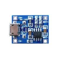 Модуль заряда аккумулятора Li-ion на TP4056