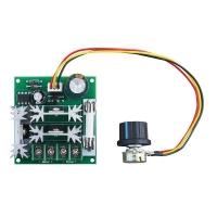 ШИМ-регулятор скорости вращения электродвигателя CCMHCN постоянного тока 6-90В 15А