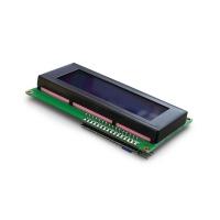 Дисплей символьный LCD2004 с синей подсветкой со встроенным модулем I2C