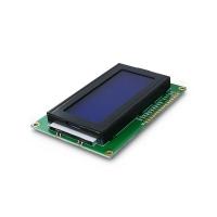Дисплей символьный LCD1604 с синей подсветкой