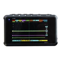 Miniware MiniDSO DS213 четырехканальный портативный цифровой осциллограф