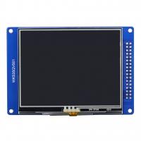 Цветной дисплей TFT LCD 3.5 дюйма 320x240 SPI/I2C с резистивным сенсором WKS35QV001-WRT
