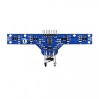 5-ти канальный модуль датчика отслеживания линии TCRT5000