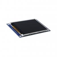 Цветной графический дисплей 2.8 дюйма TFT LCD 240x320 ILI9341 интерфейс SPI с встроенными шрифтами