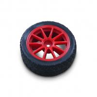 """Колесо для """"Умной машинки"""" Красное под муфту (65 мм)"""