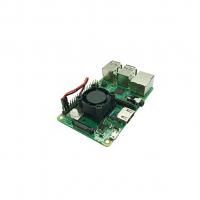 Радиатор для Raspberry Pi3 B+ с вентилятором