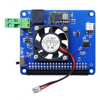 Smart Fan and Power для Raspberry Pi