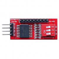 Модуль расширения цифровых портов общего назначения на чипе PCF8574T