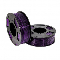 Geek Filament PETG. Purple Transparent / Фиолетовый / 1.75 мм