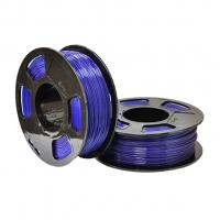 Geek Filament PETG. Sapphire Transparent/ Сапфир / 1.75 мм