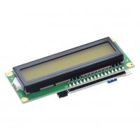 Дисплей символьный LCD1602 с зеленой подсветкой