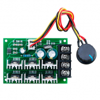 Регулятор оборотов ШИМ 12-48В 40А с выключателем