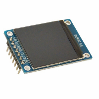 1.3 inch TFT OLED IPS LCD screen st7735 7pins