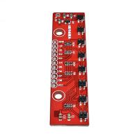Модуль 8 канальный инфракрасный слежения за полосой