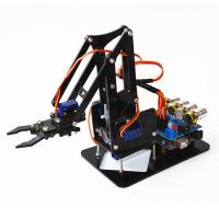 Роботизированная рука-манипулятор 4DOF Robot Arm