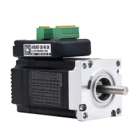 Интегрированный сервопривод iHSV57-30-10-36-01-T-33 формата Nema 23 с блоком управления