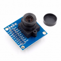 Модуль камеры VGA для Arduino на чипе OV7670 I2C