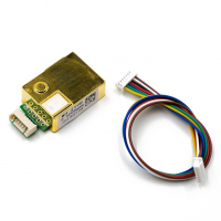 Датчик углекислого газа MH-Z19B для Arduino