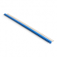 Штыревой соединитель PLS-40 Blue 2.54мм упаковка 10шт