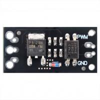 Модуль драйвера управления нагрузкой на полевом транзисторе FR120N