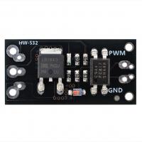 Модуль драйвера управления нагрузкой на полевом транзисторе LR7843
