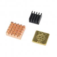 Набор из 3х радиаторов для Raspberry Pi