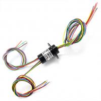Механизм токосъемный ZSR012B-12A вращающийся 12 контактный 12А